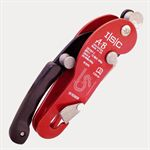 ISC A-B descender Red