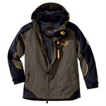 Jack Wolfskin Kids Mountain Trail Jacket Granite